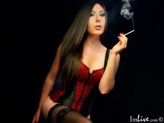 ladyBlackRose